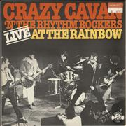 Click here for more info about 'Crazy Cavan 'n' The Rhythm Rockers - Live At The Rainbow'