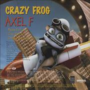 Click here for more info about 'Crazy Frog - Axel F'