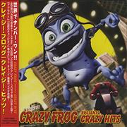 Click here for more info about 'Crazy Frog - Crazy Frog Presents Crazy Hits'
