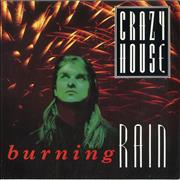 Click here for more info about 'Crazy House - Burning Rain'