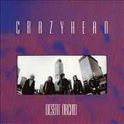 Click here for more info about 'Crazyhead - Desert Orchid'