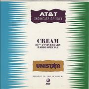 Click here for more info about 'Cream - 25th Anniversary Radio Special'