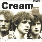 Click here for more info about 'Cream - BBC Sessions - White & Cream Vinyl + Numbered - Sealed'