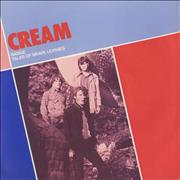 Click here for more info about 'Cream - Badge + P/S'