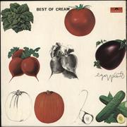 Click here for more info about 'Cream - Best Of Cream - 1st + Inner'