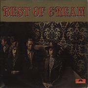 Click here for more info about 'Cream - Best Of Cream - VG'
