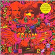 Click here for more info about 'Cream - Disraeli Gears - 180gm - Opened shrinkwrap'
