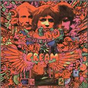 Click here for more info about 'Cream - Disraeli Gears - 180gm'