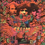 Click here for more info about 'Cream - Disraeli Gears - 1st - G'
