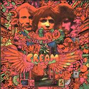 Click here for more info about 'Cream - Disraeli Gears - 1st - VG'