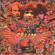 Click here for more info about 'Cream - Disraeli Gears - 2nd - EX'