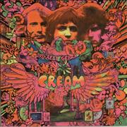 Click here for more info about 'Cream - Disraeli Gears - 2nd - M33 - EX'