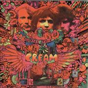 Click here for more info about 'Cream - Disraeli Gears - 2nd - M33 - VG'