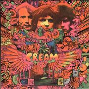 Click here for more info about 'Cream - Disraeli Gears - 2nd - VG+/EX-'