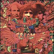 Click here for more info about 'Cream - Disraeli Gears - Red Vinyl'