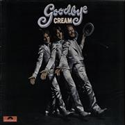 Click here for more info about 'Cream - Goodbye + Inner - EX'