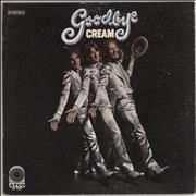 Click here for more info about 'Cream - Goodbye - US gatefold p/s'