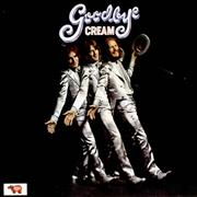 Cream Goodbye UK vinyl LP