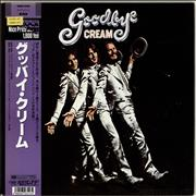 Click here for more info about 'Cream - Goodbye'