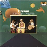 Click here for more info about 'Cream - I Feel Free - EX'