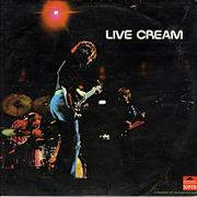 Click here for more info about 'Cream - Live Cream - EX'