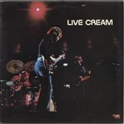 Click here for more info about 'Cream - Live Cream'