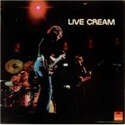 Click here for more info about 'Cream - Live Cream'