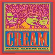 Cream Royal Albert Hall UK DVD