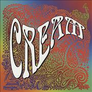 Cream Royal Albert Hall UK tour programme