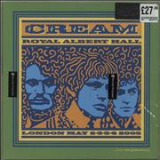 Click here for more info about 'Cream - Royal Albert Hall'