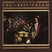 Click here for more info about 'Cream - Strange Brew - The Very Best Of Cream'