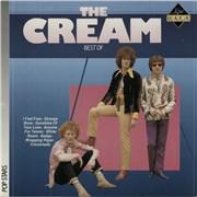 Cream The Best Of Cream Netherlands vinyl LP