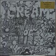 Click here for more info about 'Cream - Wheels Of Fire - 180gm - Gold Sticker'