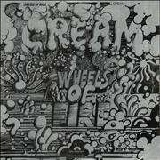 Click here for more info about 'Cream - Wheels Of Fire - 1st - EX'