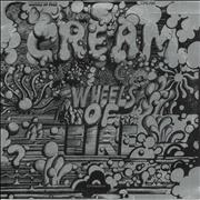 Click here for more info about 'Cream - Wheels Of Fire - 2nd'
