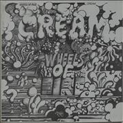 Click here for more info about 'Cream - Wheels Of Fire - Ex'