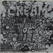Click here for more info about 'Cream - Wheels Of Fire - In The Studio'