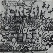 Click here for more info about 'Cream - Wheels Of Fire - In The Studio - EX'