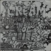 Click here for more info about 'Cream - Wheels Of Fire - EX/VG+'