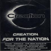 Click here for more info about 'Creation Records - Creation For The Nation - Sealed'