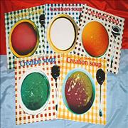 Click here for more info about 'Creation Records - Creation Soup - Set of Five Volumes Compilation LP's'