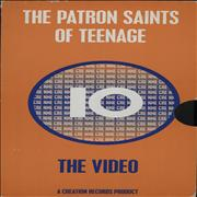 Click here for more info about 'Creation Records - The Patron Saints Of Teenage - The Video'
