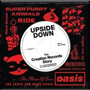 Creation Records Upside Down: The Story Of Creation Records UK 2-CD album set