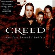 Click here for more info about 'Creed - One Last Breath / Bullets'