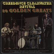 Click here for more info about 'Creedence Clearwater Revival - 20 Golden Greats'