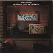 Click here for more info about 'Creedence Clearwater Revival - 20 Greatest Hits'