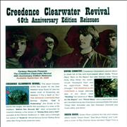 Click here for more info about 'Creedence Clearwater Revival - 40th Anniversary Edition Reissues'