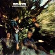 Creedence Clearwater Revival Bayou Country UK vinyl LP