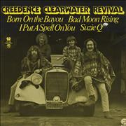 Click here for more info about 'Creedence Clearwater Revival - Born On The Bayou'