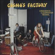 Click here for more info about 'Creedence Clearwater Revival - Cosmo's Factory - 180 Gram Red Vinyl'